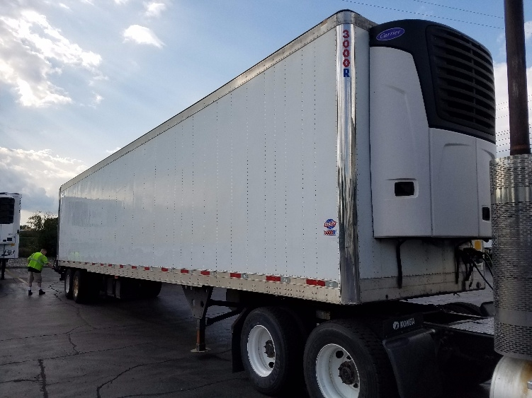 Reefer Trailer-Semi Trailers-Utility-2010-Trailer-PLYMOUTH-MI-357,393 miles-$21,000
