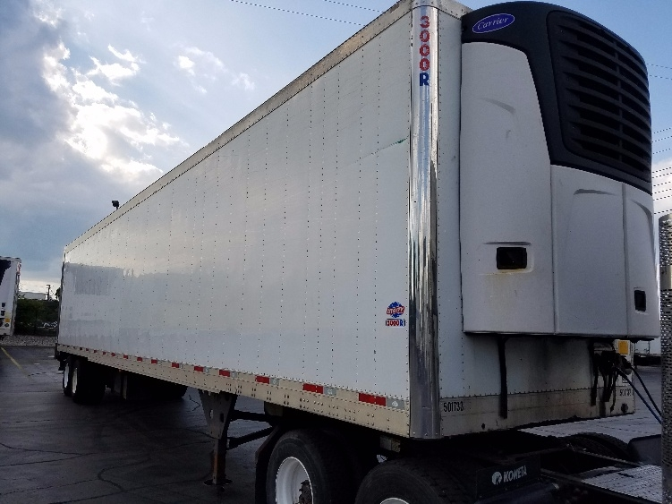 Reefer Trailer-Semi Trailers-Utility-2010-Trailer-PLYMOUTH-MI-341,646 miles-$21,000