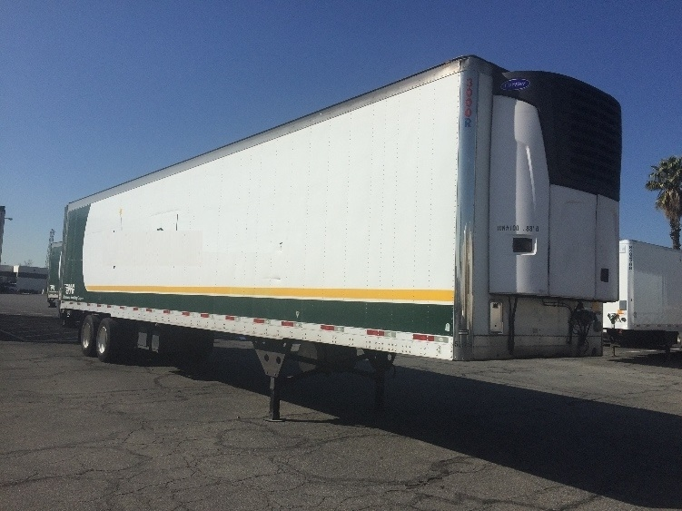 Reefer Trailer-Semi Trailers-Utility-2010-Trailer-ONTARIO-CA-385,449 miles-$19,500