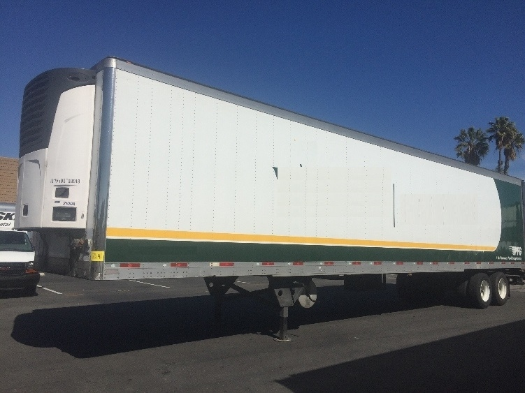 Reefer Trailer-Semi Trailers-Utility-2010-Trailer-ONTARIO-CA-304,006 miles-$22,500