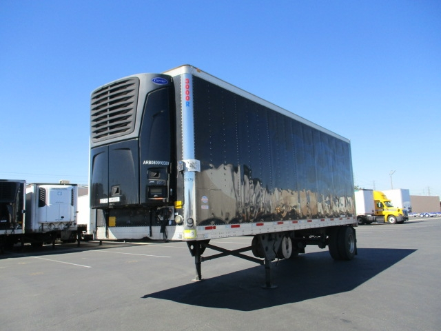 Reefer Trailer-Semi Trailers-Utility-2010-Trailer-ANAHEIM-CA-206,564 miles-$29,750