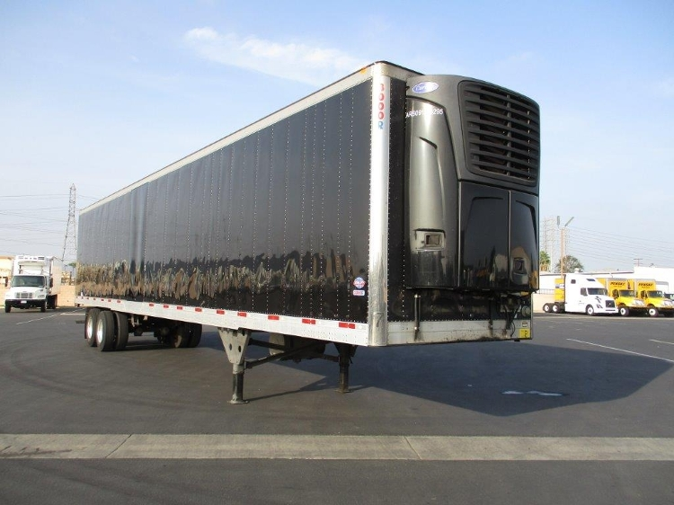 Reefer Trailer-Semi Trailers-Utility-2010-Trailer-ANAHEIM-CA-191,177 miles-$36,000