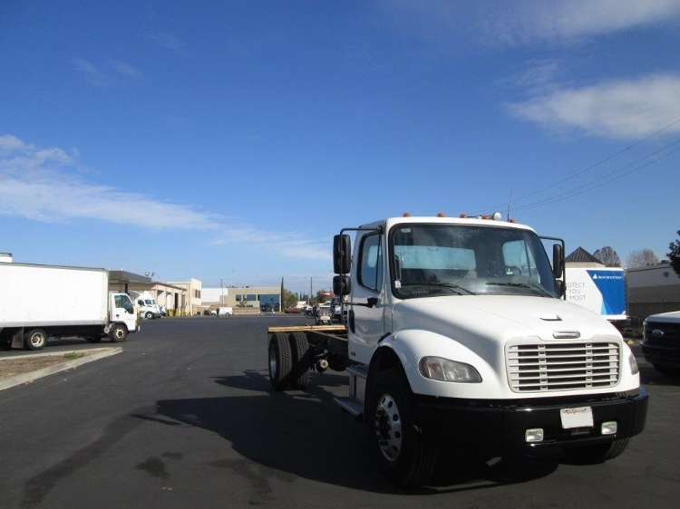 Cab and Chassis Truck-Light and Medium Duty Trucks-Freightliner-2011-M2-TORRANCE-CA-328,178 miles-$22,250
