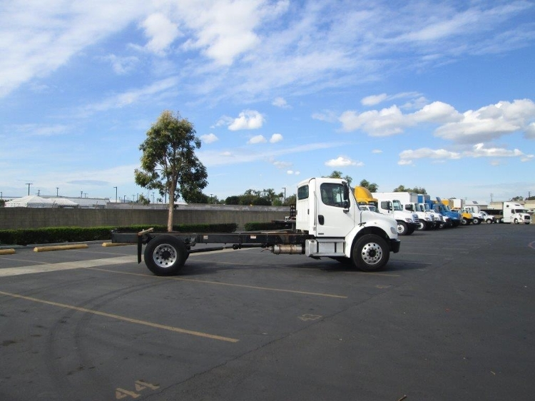 Cab and Chassis Truck-Light and Medium Duty Trucks-Freightliner-2011-M2-TORRANCE-CA-192,987 miles-$32,000