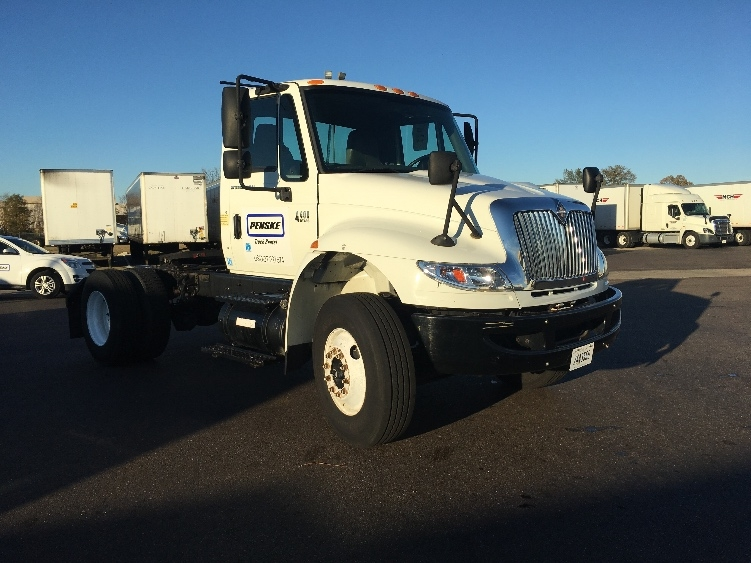 Day Cab Tractor-Heavy Duty Tractors-International-2007-4400-RICHLAND-MS-287,965 miles-$26,250