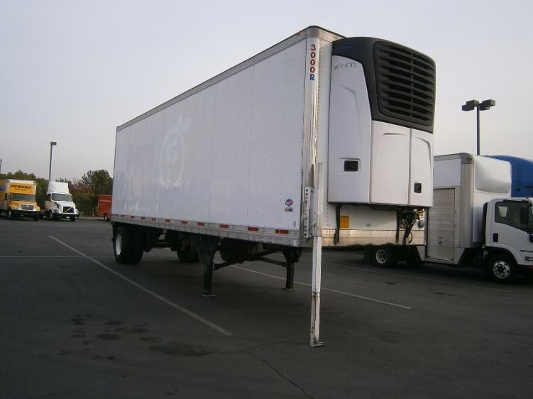 Reefer Trailer-Semi Trailers-Utility-2010-Trailer-TORRANCE-CA-148,374 miles-$38,750
