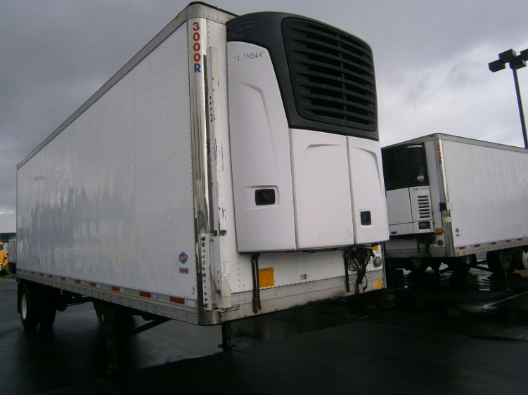 Reefer Trailer-Semi Trailers-Utility-2010-Trailer-ANAHEIM-CA-178,382 miles-$24,250