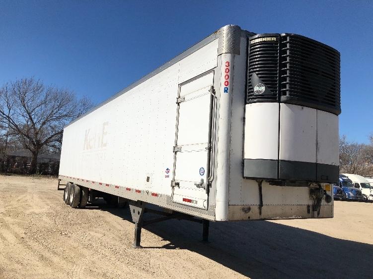 Reefer Trailer-Semi Trailers-Utility-2010-Trailer-DALLAS-TX-523,063 miles-$19,750