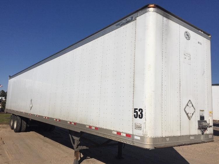 Dry Van Trailer-Semi Trailers-Great Dane-2006-Trailer-PENSACOLA-FL-297,650 miles-$12,500
