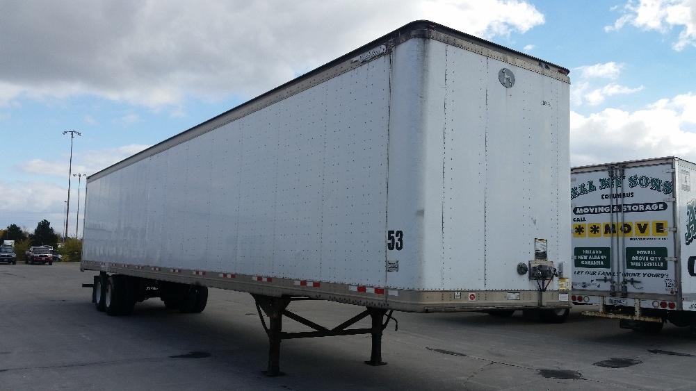 Dry Van Trailer-Semi Trailers-Great Dane-2006-Trailer-COLUMBUS-OH-128,138 miles-$11,500