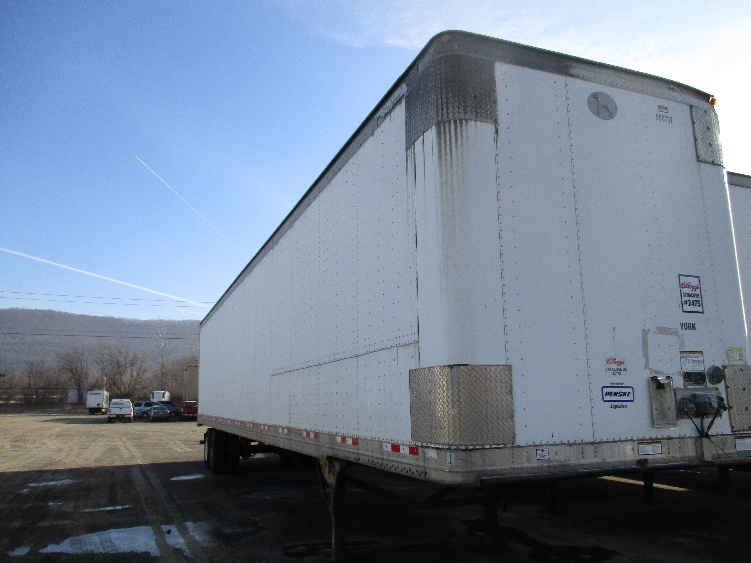 Dry Van Trailer-Semi Trailers-Great Dane-2006-Trailer-ELMIRA-NY-493,930 miles-$8,750