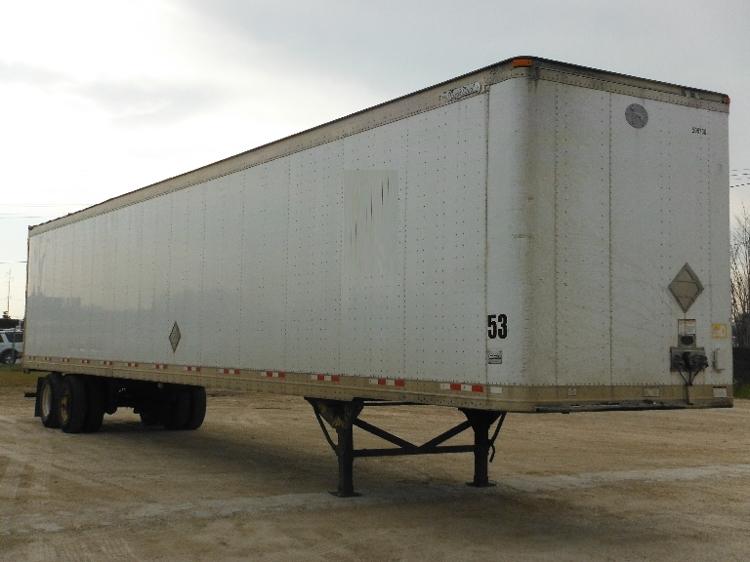 Dry Van Trailer-Semi Trailers-Great Dane-2006-Trailer-FOND DU LAC-WI-392,246 miles-$12,500