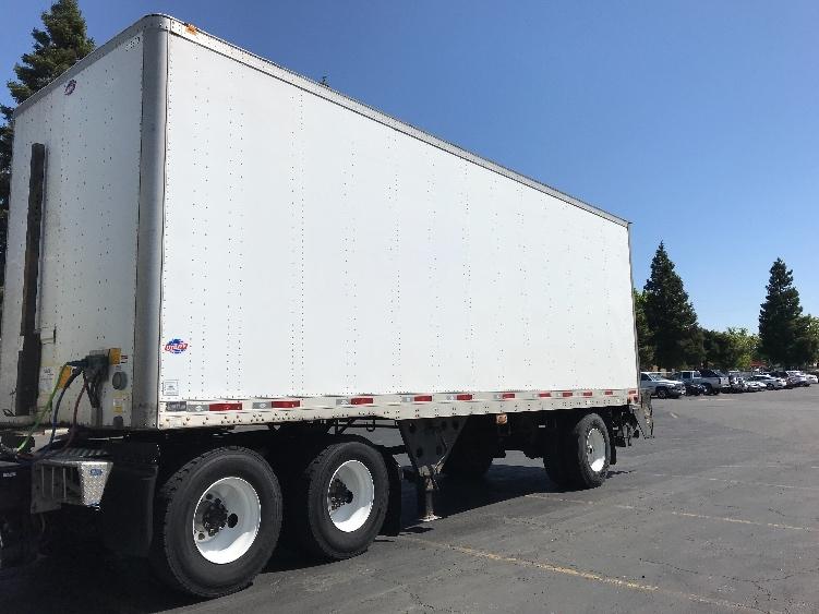 Dry Van Trailer-Semi Trailers-Utility-2010-Trailer-WEST SACRAMENTO-CA-476,250 miles-$12,250
