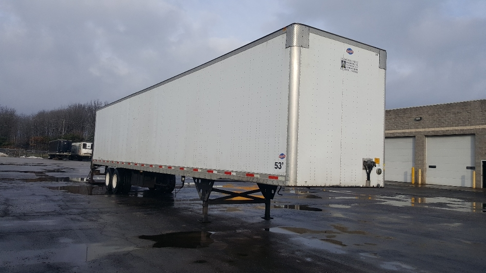 Dry Van Trailer-Semi Trailers-Utility-2007-Trailer-TWINSBURG-OH-575,014 miles-$12,000