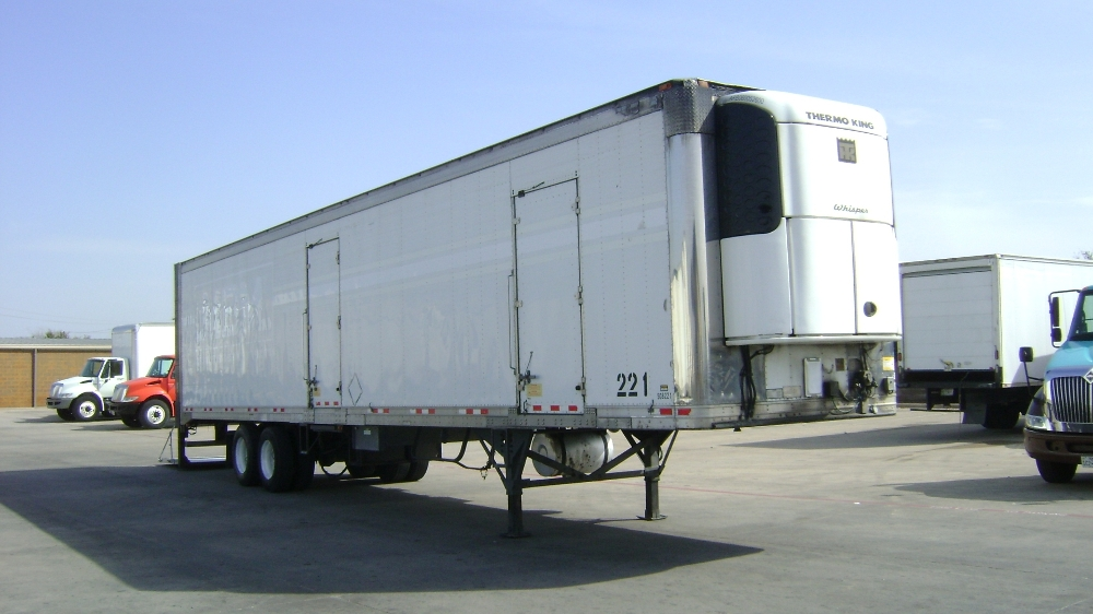 Reefer Trailer-Semi Trailers-Great Dane-2006-Trailer-PHARR-TX-693,692 miles-$10,750