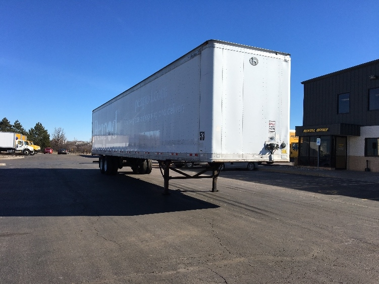 Dry Van Trailer-Semi Trailers-Great Dane-2008-Trailer-ROCHESTER-NY-214,358 miles-$15,250