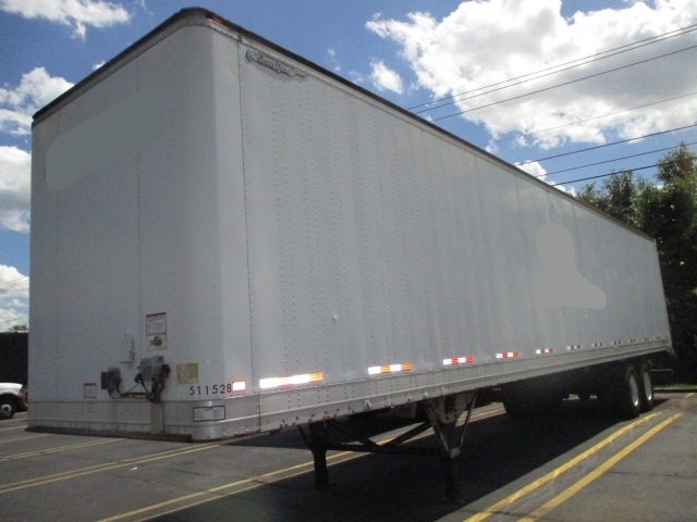 Dry Van Trailer-Semi Trailers-Great Dane-2007-Trailer-KNOXVILLE-TN-491,548 miles-$9,750