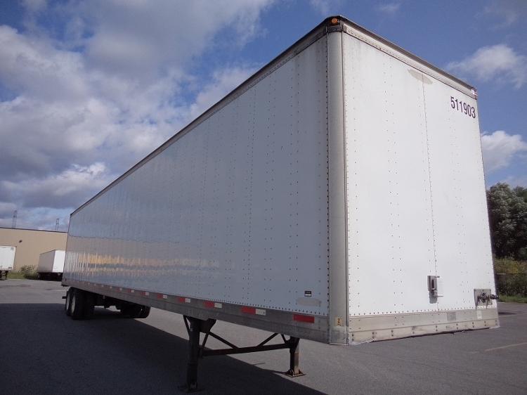 Dry Van Trailer-Semi Trailers-Trailmobile-2007-Trailer-OTTAWA-ON-403,444 km-$14,250