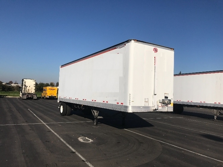 Dry Van Trailer-Semi Trailers-Great Dane-2007-Trailer-SACRAMENTO-CA-163,922 miles-$9,500