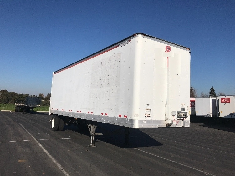 Dry Van Trailer-Semi Trailers-Great Dane-2007-Trailer-SACRAMENTO-CA-160,033 miles-$9,500