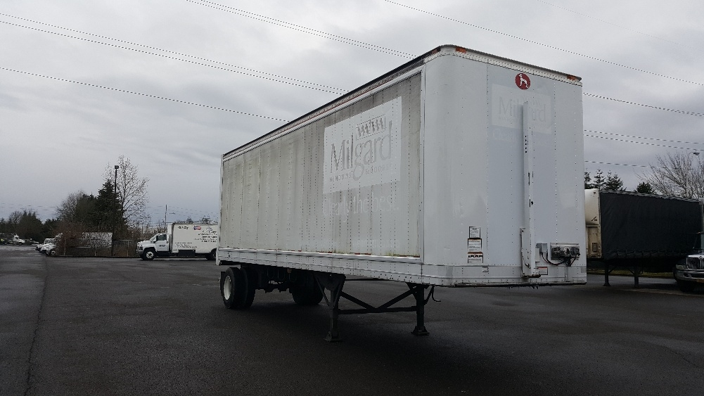 Dry Van Trailer-Semi Trailers-Great Dane-2007-Trailer-WILSONVILLE-OR-250,000 miles-$11,500