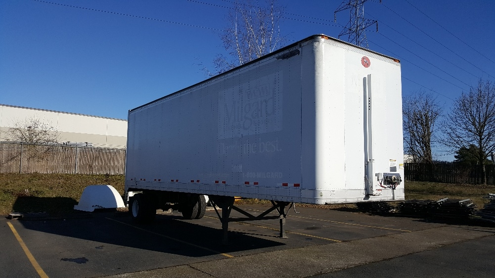 Dry Van Trailer-Semi Trailers-Great Dane-2007-Trailer-WILSONVILLE-OR-255,000 miles-$11,500