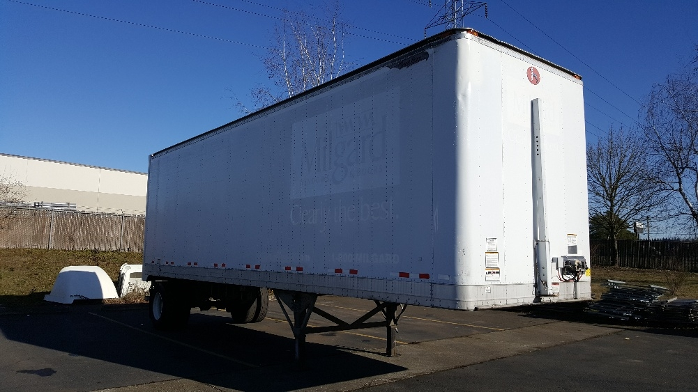 Dry Van Trailer-Semi Trailers-Great Dane-2007-Trailer-WILSONVILLE-OR-260,000 miles-$11,500