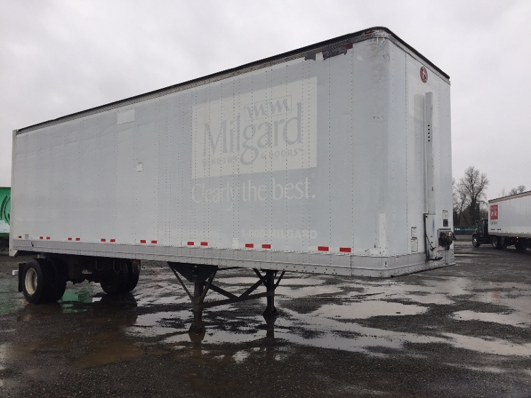 Dry Van Trailer-Semi Trailers-Great Dane-2007-Trailer-WILSONVILLE-OR-253,576 miles-$11,500