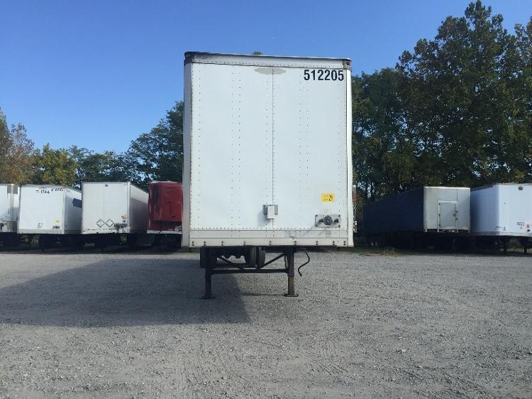 Dry Van Trailer-Semi Trailers-Trailmobile-2007-Trailer-READING-PA-198,490 miles-$11,500