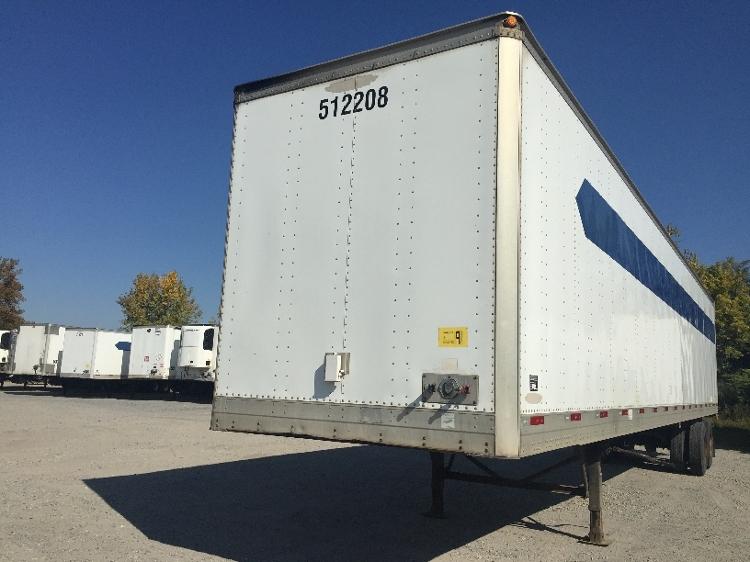 Dry Van Trailer-Semi Trailers-Trailmobile-2007-Trailer-READING-PA-189,010 miles-$11,500