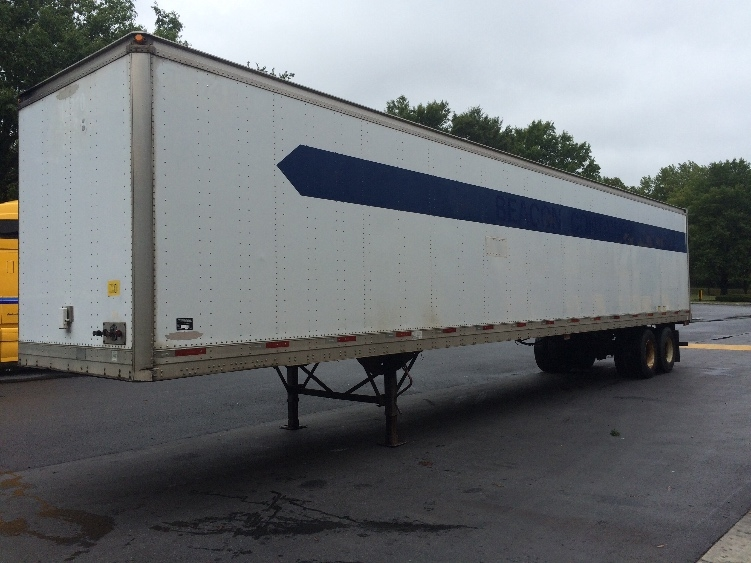 Dry Van Trailer-Semi Trailers-Trailmobile-2007-Trailer-READING-PA-184,970 miles-$11,500