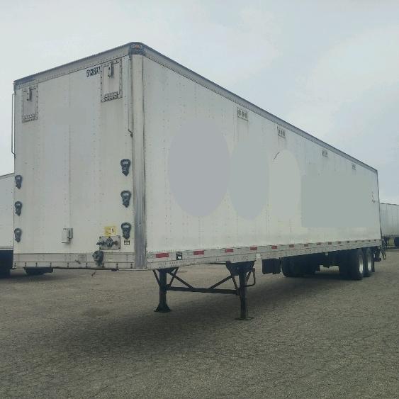 Dry Van Trailer-Semi Trailers-Trailmobile-2007-Trailer-HOLLAND-MI-545,225 miles-$14,500