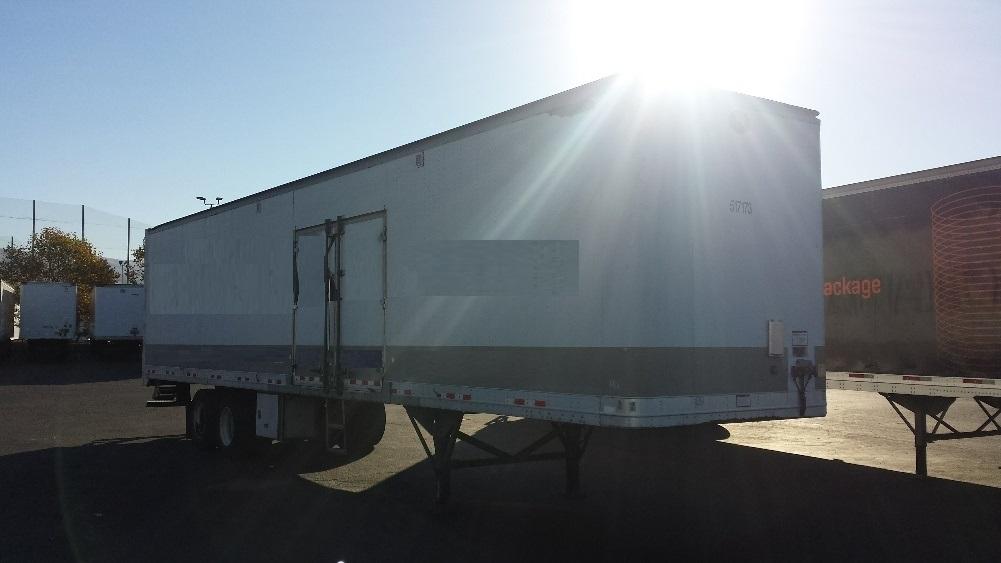 Dry Van Trailer-Semi Trailers-Great Dane-2007-Trailer-HAYWARD-CA-381,115 miles-$9,750