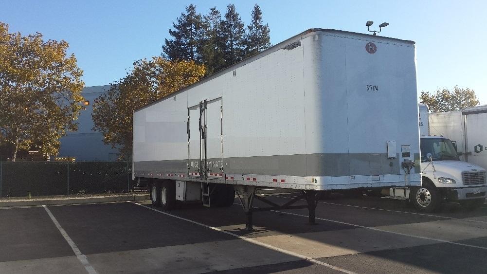 Dry Van Trailer-Semi Trailers-Great Dane-2007-Trailer-HAYWARD-CA-346,495 miles-$9,750