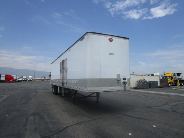 Dry Van Trailer-Semi Trailers-Great Dane-2007-Trailer-FONTANA-CA-325,101 miles-$14,000