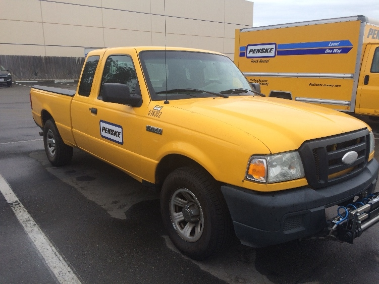 Pickup Truck-Light and Medium Duty Trucks-Ford-2006-RANGER-GILROY-CA-254,849 miles-$5,250