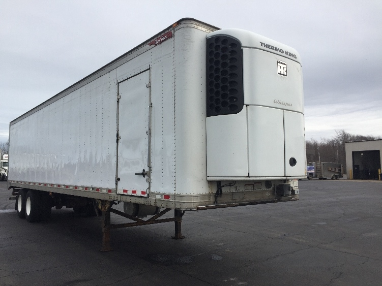 Reefer Trailer-Semi Trailers-Great Dane-2011-Trailer-FREDONIA-NY-237,289 miles-$23,500