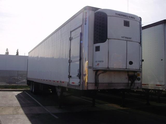 Reefer Trailer-Semi Trailers-Utility-2011-Trailer-MONTEBELLO-CA-138,920 miles-$31,000