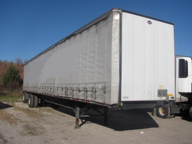 Dry Van Trailer-Semi Trailers-Utility-2011-Trailer-LINCOLN-NE-560,800 miles-$18,250