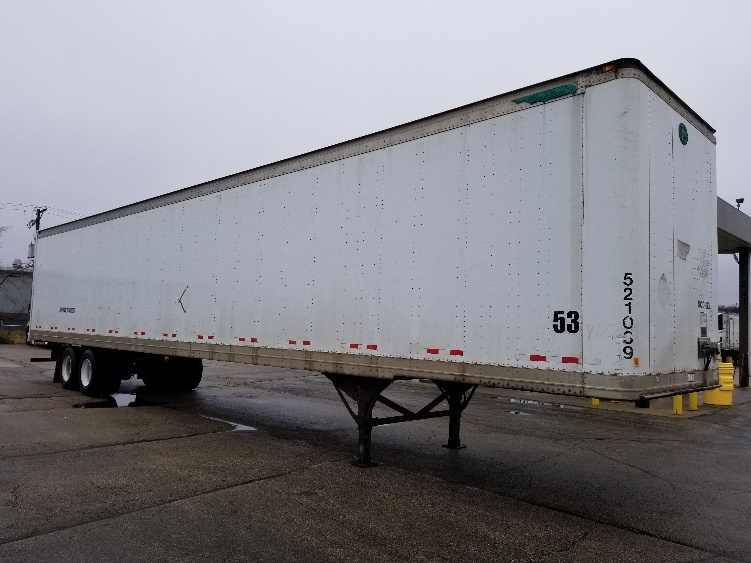 Dry Van Trailer-Semi Trailers-Great Dane-2007-Trailer-ROCKFORD-IL-366,396 miles-$13,500