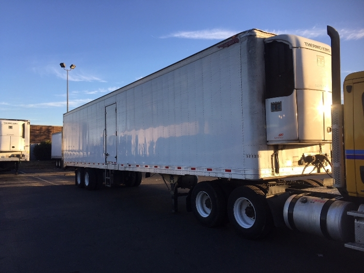 Reefer Trailer-Semi Trailers-Great Dane-2010-Trailer-INDIAN TRAIL-NC-725,065 miles-$27,750