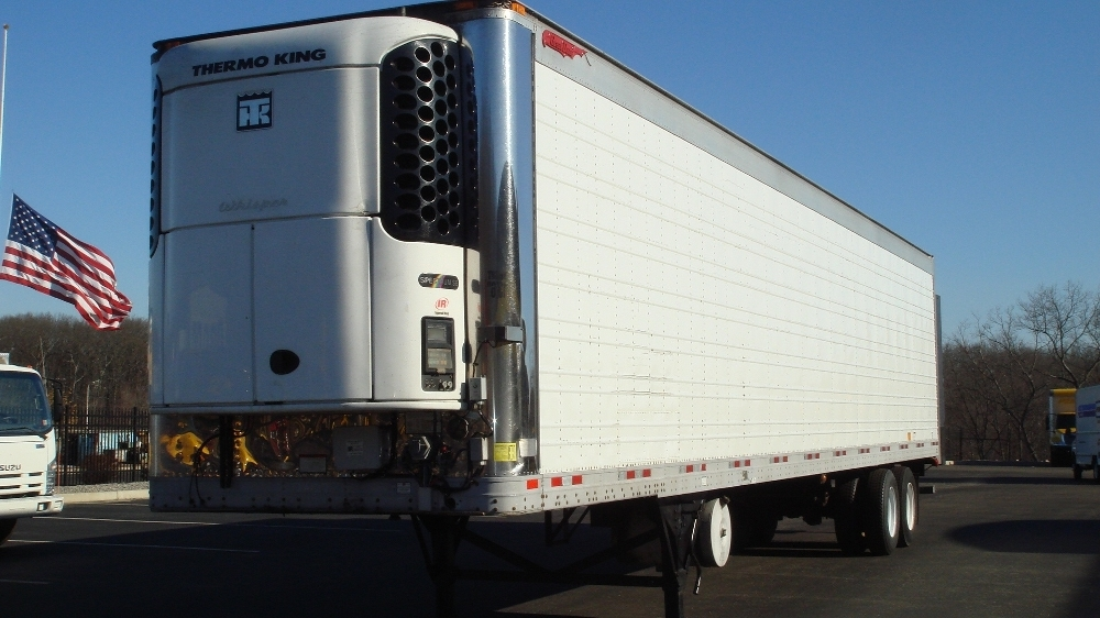 Reefer Trailer-Semi Trailers-Great Dane-2009-Trailer-NORTON-MA-468,201 miles-$15,000