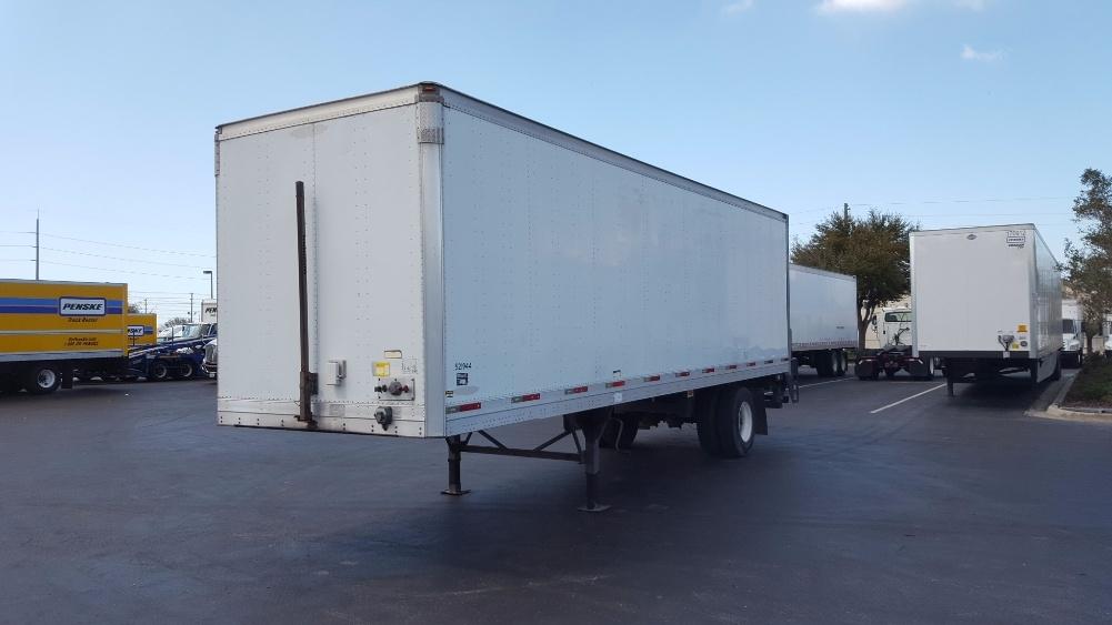 Dry Van Trailer-Semi Trailers-Trailmobile-2007-Trailer-SAINT PETERSBURG-FL-355,559 miles-$12,000