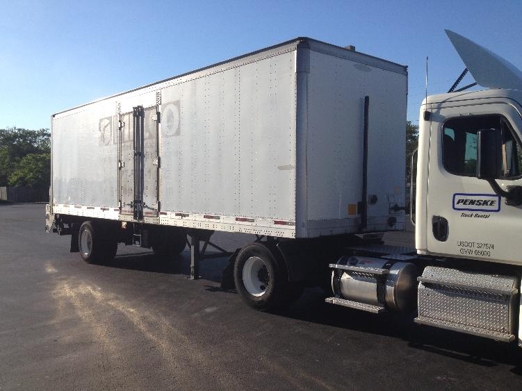 Dry Van Trailer-Semi Trailers-Trailmobile-2007-Trailer-SARASOTA-FL-384,178 miles-$11,500