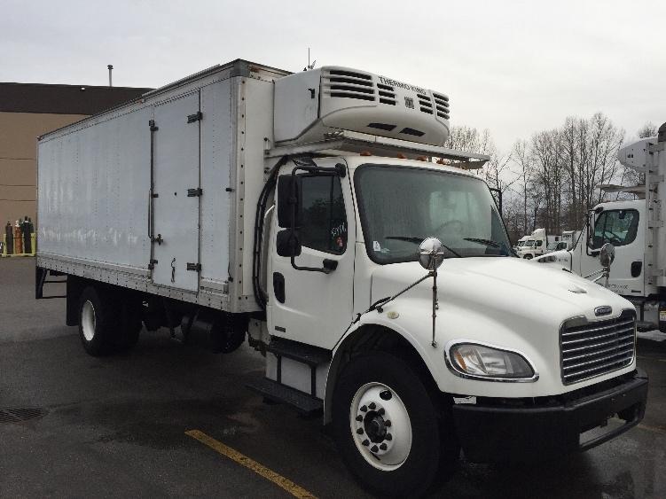 Reefer Truck-Light and Medium Duty Trucks-Freightliner-2007-M2-DELTA-BC-244,246 km-$26,000