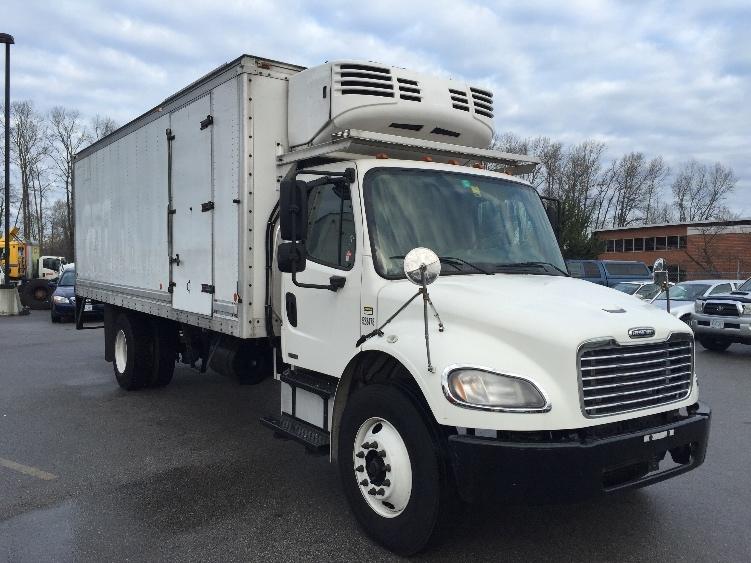 Reefer Truck-Light and Medium Duty Trucks-Freightliner-2007-M2-DELTA-BC-267,222 km-$24,750