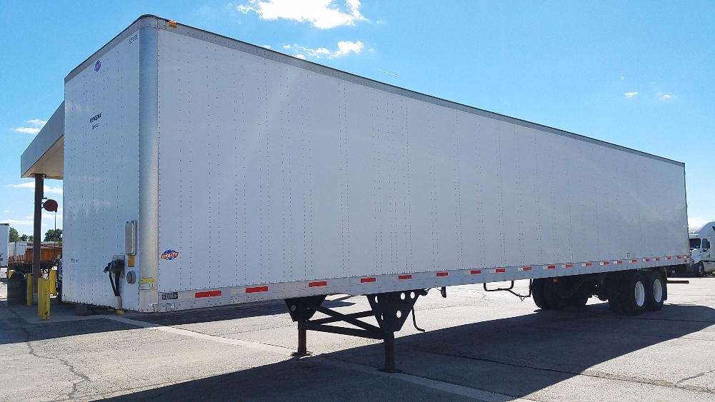 Dry Van Trailer-Semi Trailers-Utility-2007-Trailer-ROCKFORD-IL-656,911 miles-$16,000