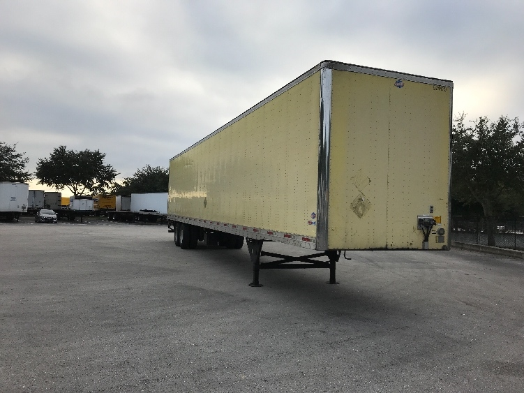 Dry Van Trailer-Semi Trailers-Utility-2007-Trailer-TAMPA-FL-352,974 miles-$11,500