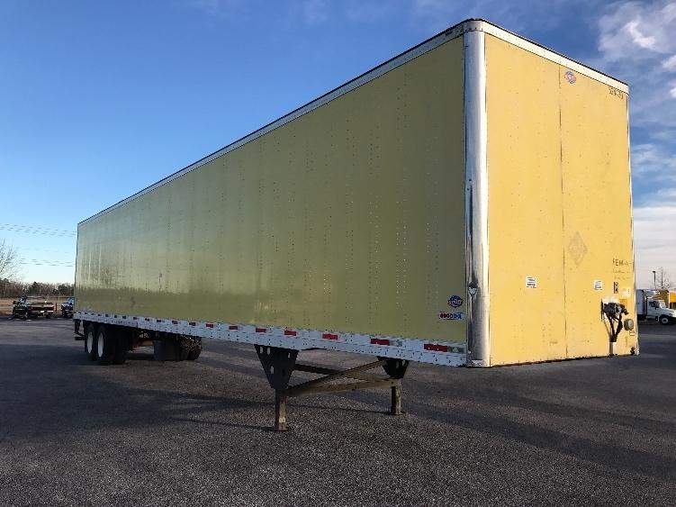 Dry Van Trailer-Semi Trailers-Utility-2007-Trailer-AUGUSTA-GA-153,703 miles-$10,500