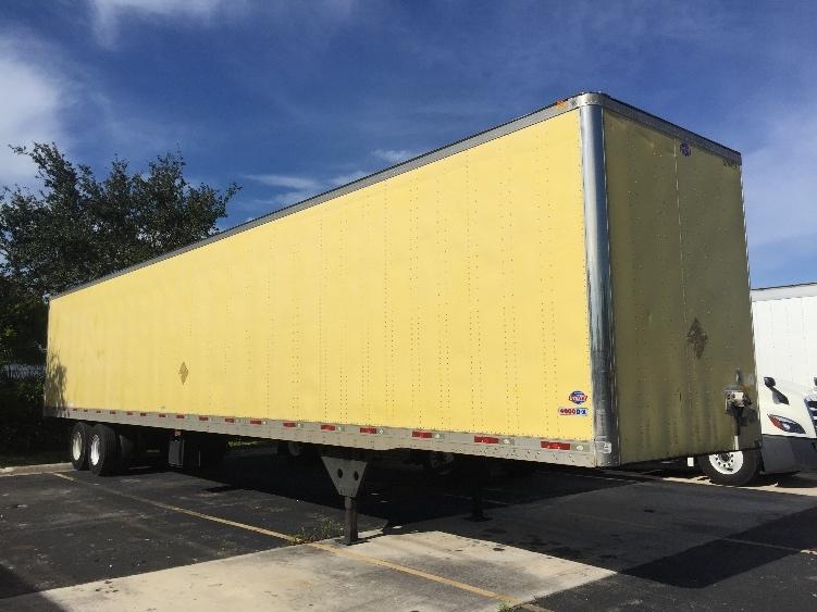 Dry Van Trailer-Semi Trailers-Utility-2007-Trailer-RIVIERA BEACH-FL-206,653 miles-$14,000